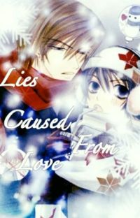 Lies caused from love - Junjou Romantica cover