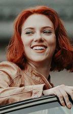 Flirt (Natasha Romanoff x Reader) by 0R10N_