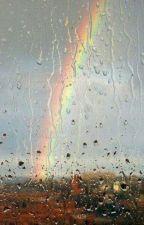 summer rain 🌧 hasahi by owwwsel
