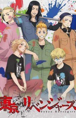 Tokyo Revengers x Reader