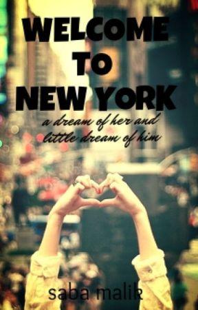 Welcome To New York by Sabamalik55