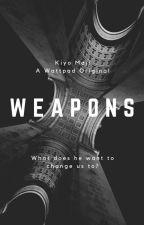 Weapons by KiyoMaji123