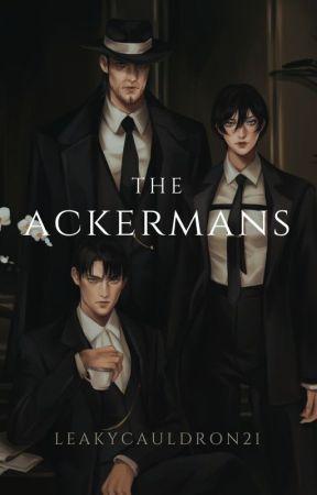 ACKERMANS by LeakyCauldron21