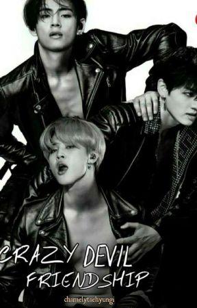 Crazy Sex Devil Friendship by chamelytaehyungi