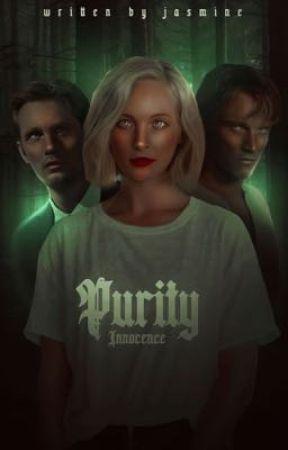 Purity Innocence • Bill Compton/Eric Northman. by harleyQuinnfan17