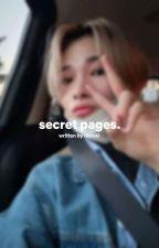 secret pages ⌕˖ junkyu ni kyulafics