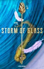Storm Of Glass by LeighDardon