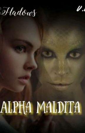 """Dark Shadows """" LA ALPHA MALDITA"""" by VictoryAvalencia"""