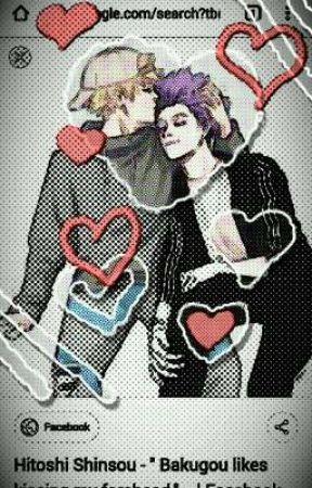 ~♡Enemies To Lovers♡~ //Baku x Shin//  by NevaehKearns