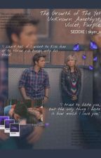 SEDDIE | The Growth of The Yet Unknown Amethyst, Violet, Purple. by skyer_x