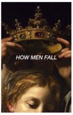 HOW MEN FALL, Tolya Yul-Bataar. by lesbiansformatthias