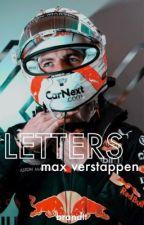 letters [max verstappen] by brandtt