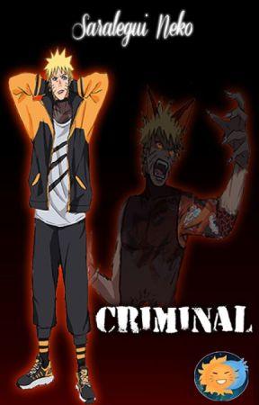 CRIMINAL (NaruSasu) by SaraleguiNeko