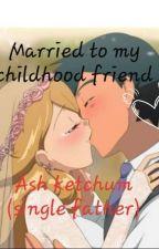 Single Father Ash Ketchum (amourshipping) by PushtiSavsani