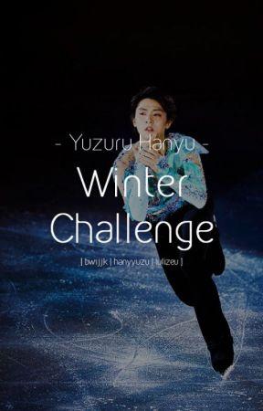 yh   winter challenge by hanyyuzu