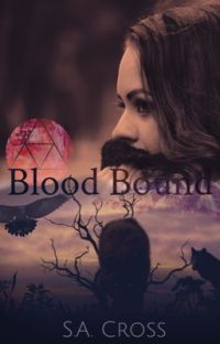 Blood Bound [Book Two, Lady and the Wolf] cover