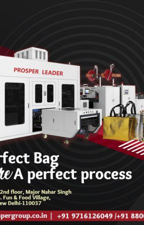 our process ensures the best output. by prospermedia