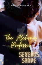 The Alchemy Professor | Severus Snape by Konstantinakkk