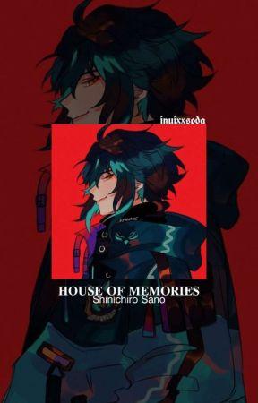 HOUSE OF MEMORIES────Shinichiro Sano by inuixxsoda