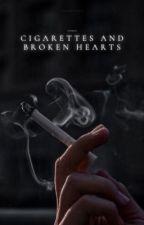 Cigarettes and Broken Hearts autorstwa vethens
