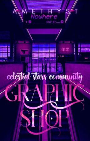 Graphic Shop by TheCelestialStarsCom