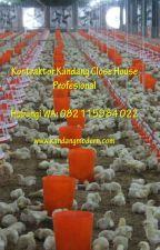 WA : 0821-1598-4022 kontraktor kandang close house Tikung by murahsee99