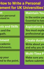 How to Write a Personal Statement for UK Universities? by Ahzassociates