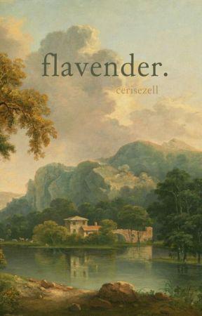 ─ flavender, jay park by cerisezell