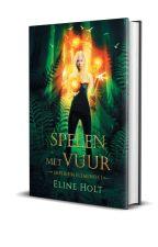 Spelen met Vuur - Imperium Elementis I door ElineHolt