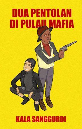 Dua Pentolan di Pulau Mafia by KalaSanggurdi
