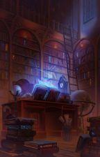 В библиотеке должно быть тихо от AlisaLantern