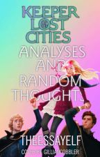 Keeper of the Lost Cities Analyses and Random Thoughts by TheEssayElf