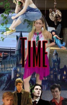 Time-Carson Malfoy&Joey King x Marauders  by moreausgaffney