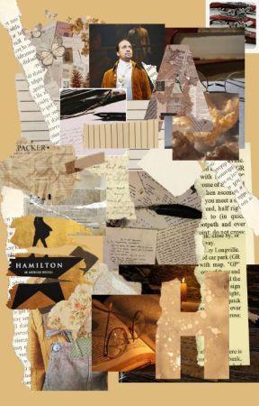 Hamilton react to EVERYTHING by RandomPlayerIsAwake