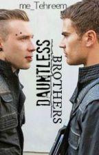 Dauntless Brothers by me_Tehreem