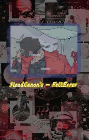 HeadCanon's FellError by Verga_Kun