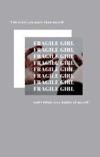 FRAGILE GIRL    THE HUNGER GAMES ¹ by -iamagoddess