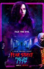 FEAR STREET (SAM X DEENA) by thakidmj