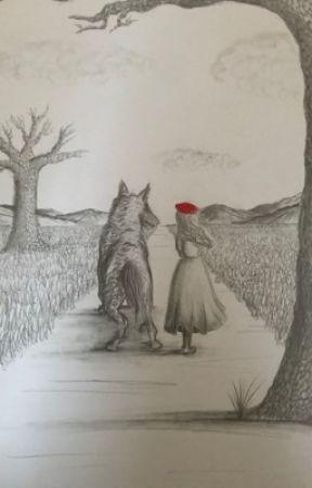 Loup y es-tu ?  by AmandaEtFantaisie