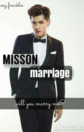 MISSION MARRIAGE  by rosy_freckles