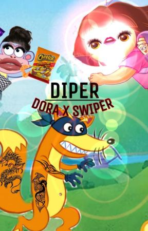 Diper Dora x Swiper by PainkinkHarry