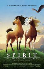 Spirit Stallion of the Cimarron by catsloves142