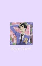 The One for Me(kyoya x black reader) by miss_miyuu
