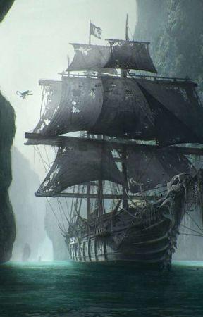 Pirates Of The Seas by PlayerZero01