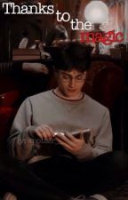 Thanks to the magic|| Harry James Potter by lyrapotter__