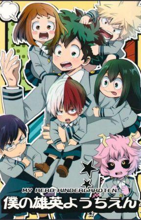 Boku no Hero Academia - My Hero Kindergardten by nonsochefa