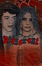 Different || Derek Hale by Vintxgge
