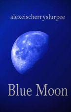 Blue Moon // Brynjolf  by alexeischerryslurpee