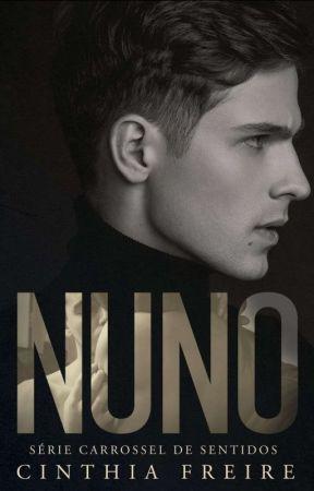 Nuno (capa provisória) by CinthiaFreire7