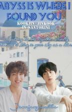 JINKOOK IN SANTORINI    Abyss Is Where I Found You    KOOKJIN by jeonjungmelle